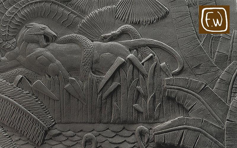 FREDERIQUE WHITTLE Bas-relief Architectural elements Ornaments  |