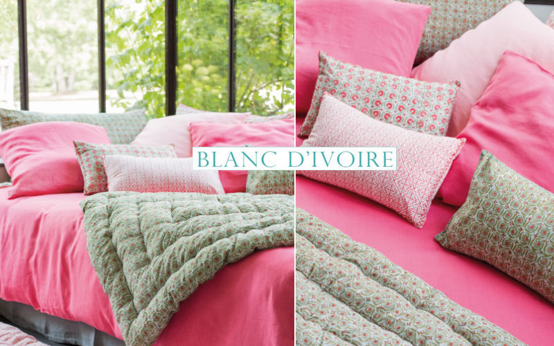 BLANC D'IVOIRE Eiderdown Bedspreads and bed-blankets Household Linen  |