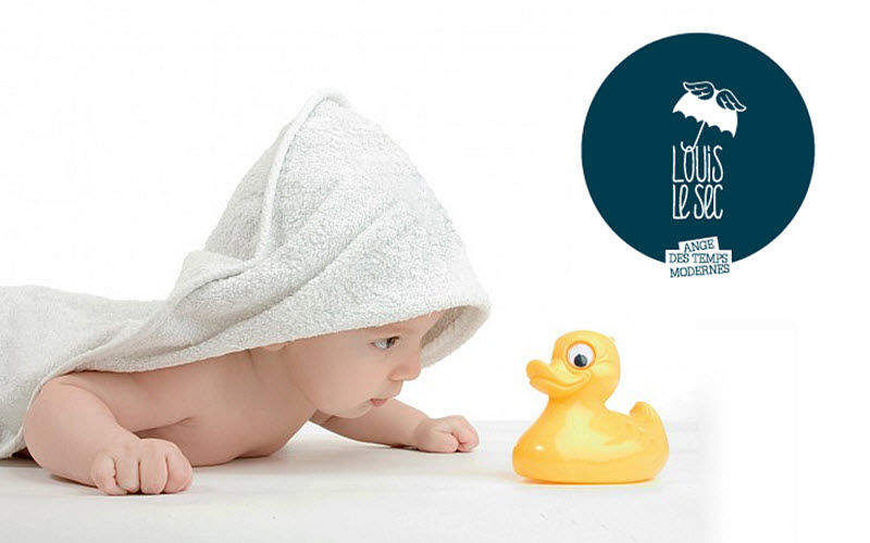 LOUIS LE SEC Hooded towel Children's bath and washing Children's corner  |