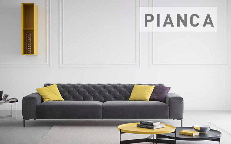 PIANCA 4-seater Sofa Sofas Seats & Sofas  | Design Contemporary