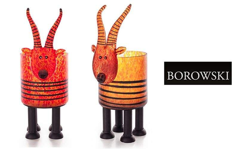 BOROWSKI Flower Vase Vases Flowers and Fragrances  | Eclectic