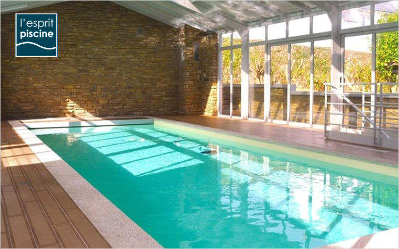 L'esprit Piscine Indoor pool Swimming pools Swimming pools and Spa  |