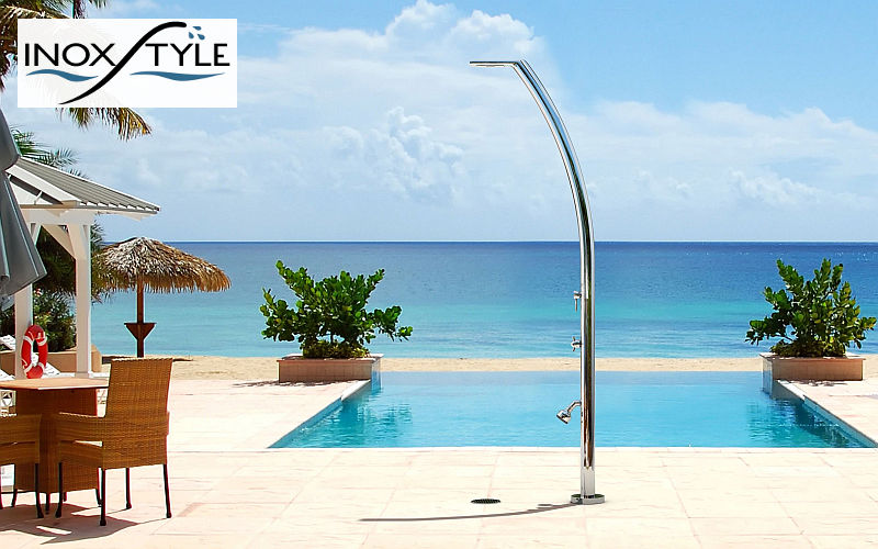 INOXSTYLE Outdoor shower Games and comfort Swimming pools and Spa  |