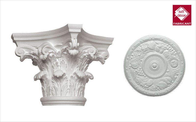 Staff Decor Column capital Architectural elements Art and Ornaments  |