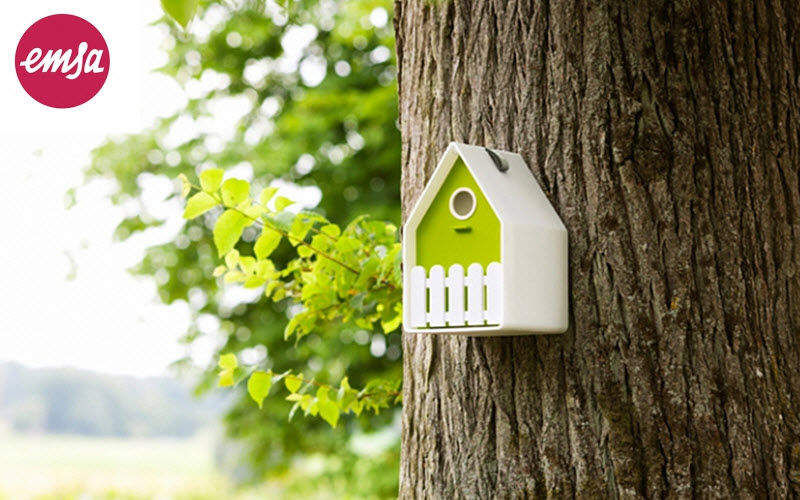 Emsa Birdhouse Garden ornaments Outdoor Miscellaneous  |