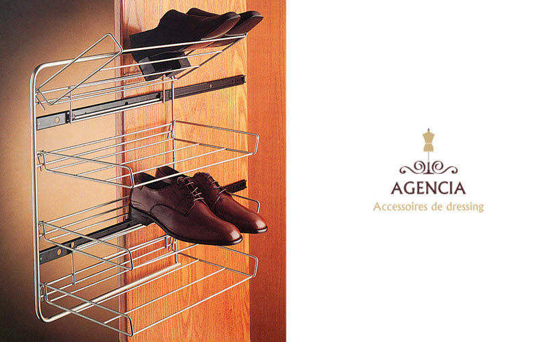 Agencia Accessoires-Placard Shoe hanger Dressing room accessories Wardrobe and Accessories  |