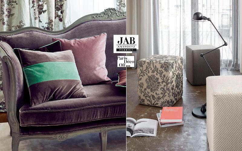 JAB Anstoetz Velvet Furnishing fabrics Curtains Fabrics Trimmings  |
