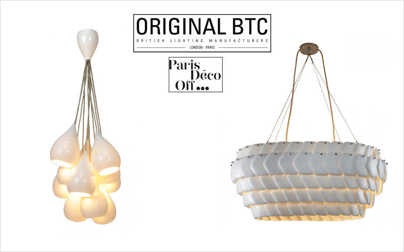 Original Btc Hanging lamp Chandeliers & Hanging lamps Lighting : Indoor  |