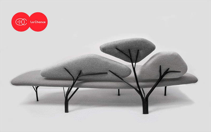 LA CHANCE Lounge sofa Méridienne' sofa Seats & Sofas  |