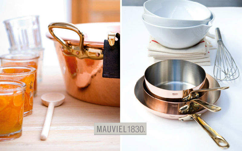 Mauviel Copper jam pan Various kitchen and cooking items Cookware  |