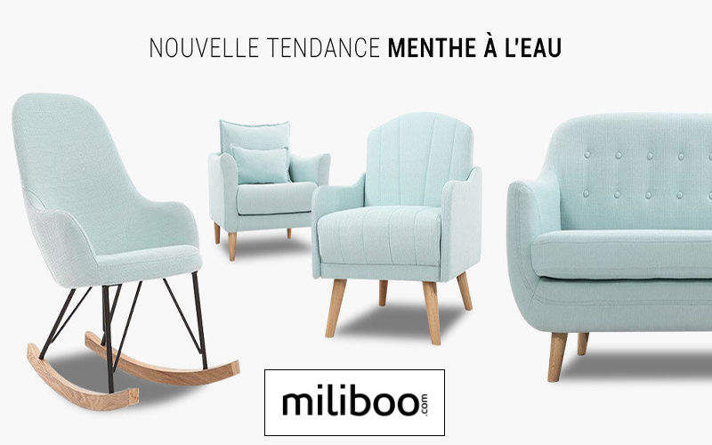Miliboo Rocking chair Armchairs Seats & Sofas  |