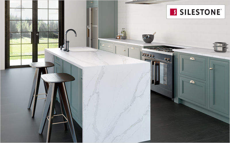 SILESTONE COSENTINO Kitchen island Kitchen furniture Kitchen Equipment  |