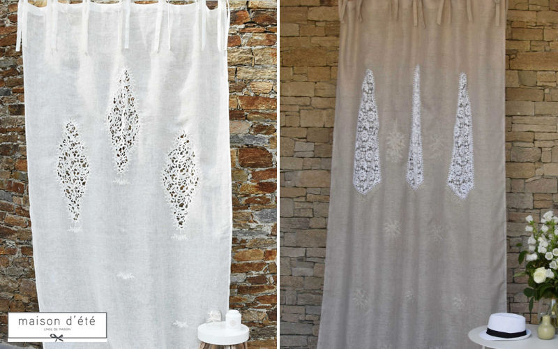 MAISON D'ETE Lace curtain Curtains Curtains Fabrics Trimmings  |