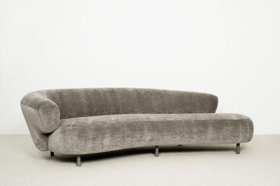 Christophe Delcourt Lounge sofa Méridienne' sofa Seats & Sofas  |