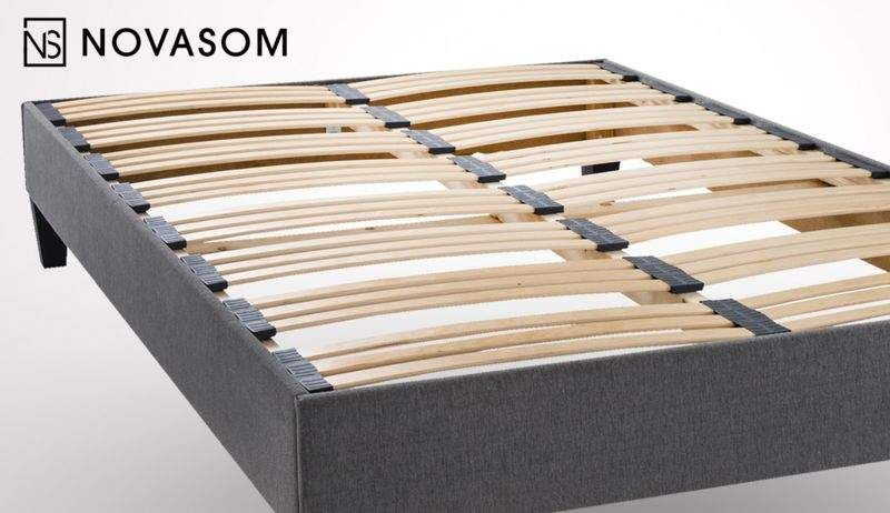 NOVASOM Fixed slats base Bolsters Furniture Beds  |