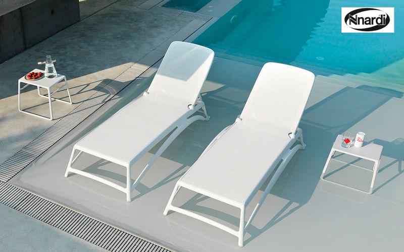 Nardi Sun lounger Garden chaises longues Garden Furniture  |