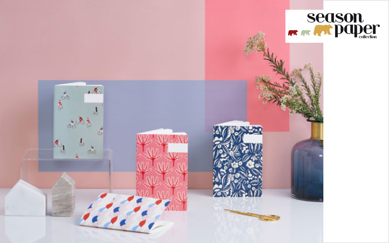 SEASON PAPER COLLECTION Diary Stationery and writing materials Stationery - Office Accessories  |