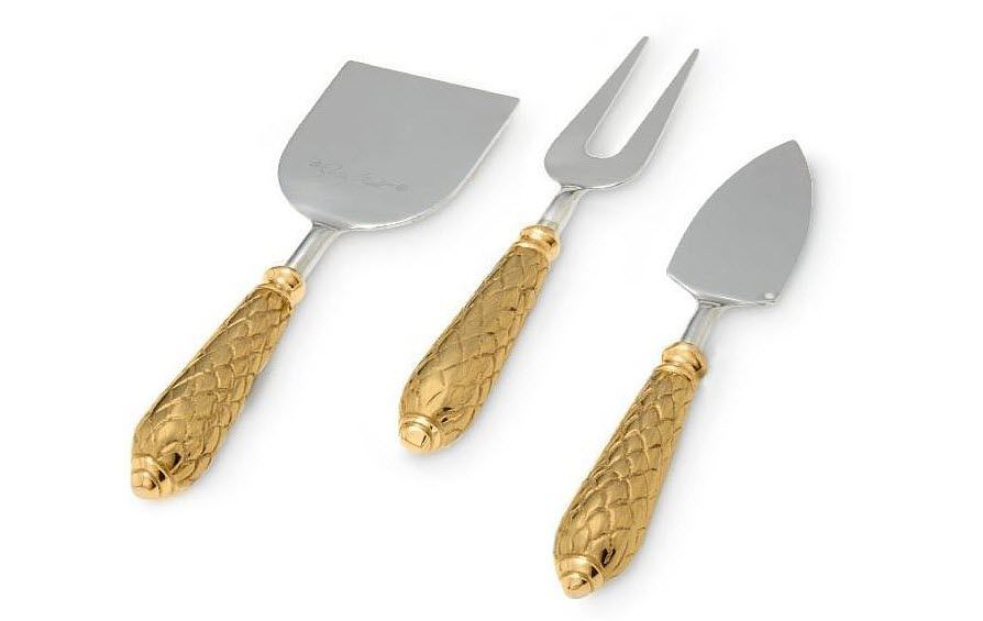 Julia Knight Cheese serving set Knives Cutlery  |