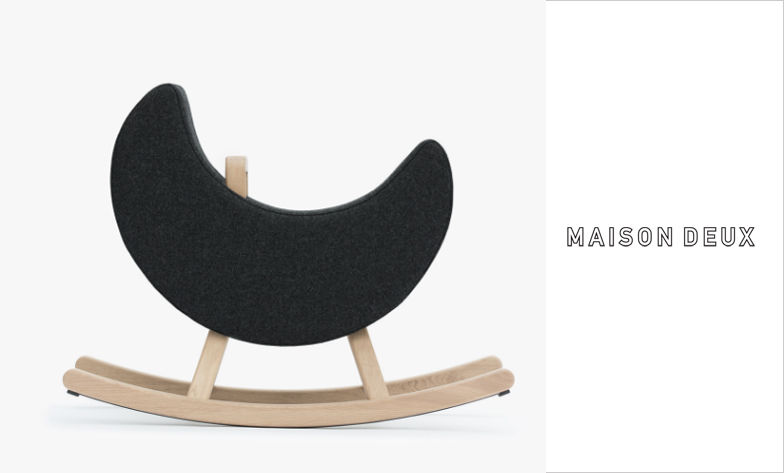 MAISON DEUX Rocking toy Open air games Games and Toys  |