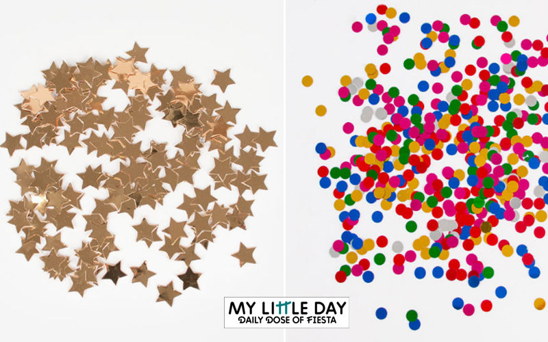 MY LITTLE DAY Confetti Party accessories Christmas and Holidays  |