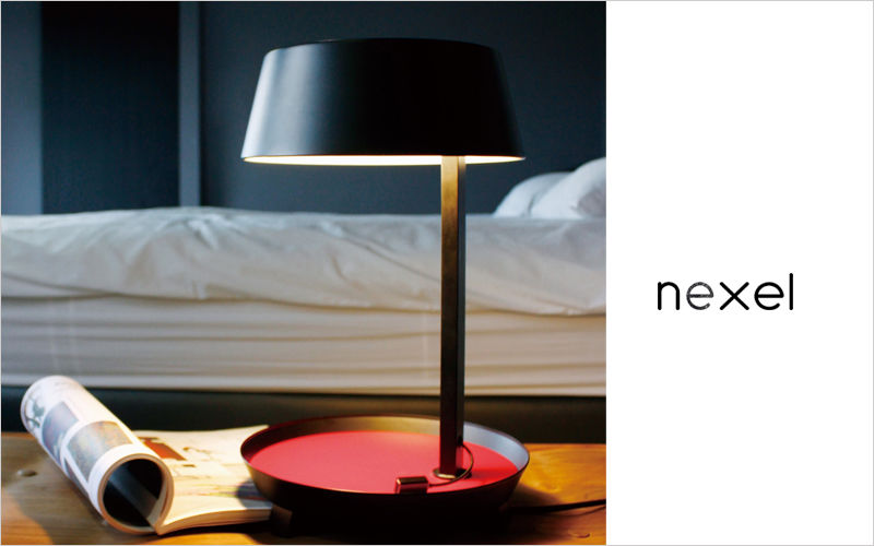 NEXEL EDITION Table lamp Lamps Lighting : Indoor  |