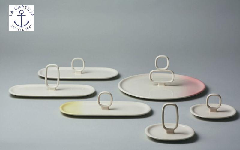 LA CARTUJA DE SEVILLA Serving tray Trays Kitchen Accessories  |