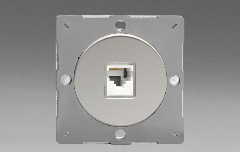 ALSO & CO Multimedia socket Electrics Lighting : Indoor  |