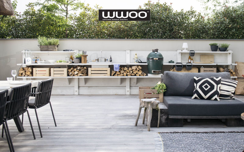 WWOO Outdoor kitchen Fitted kitchens Kitchen Equipment  |