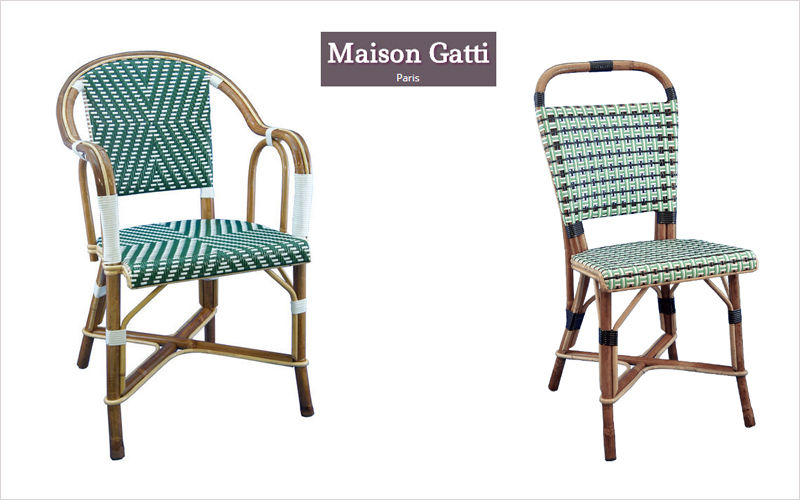 Maison Gatti Deck armchair Outdoor armchairs Garden Furniture  |