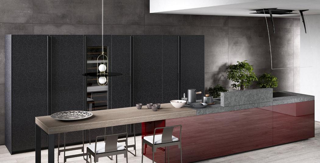 VALCUCINE Modern Kitchen Fitted kitchens Kitchen Equipment   