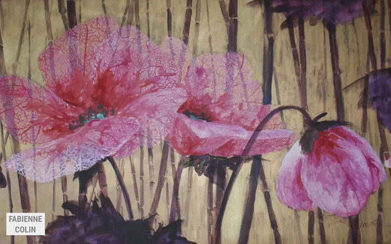 Fabienne Colin Contemporary painting Paintings Art  |