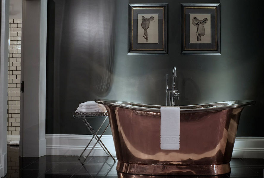 WILLIAM HOLLAND Freestanding bathtub Bathtubs Bathroom Accessories and Fixtures Bathroom | Classic