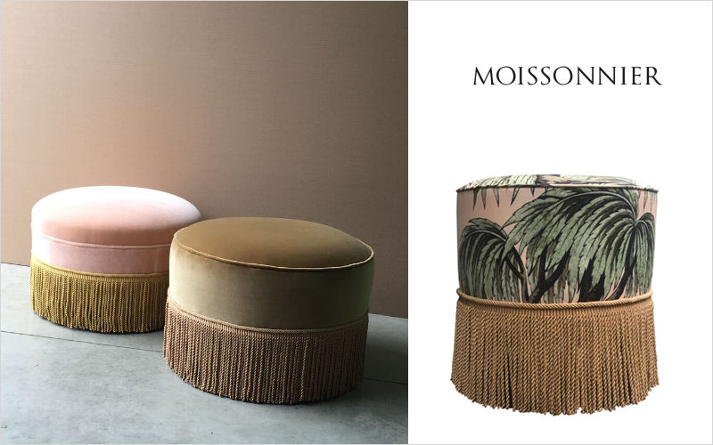 Moissonnier Floor cushion Footstools and poufs Seats & Sofas  |
