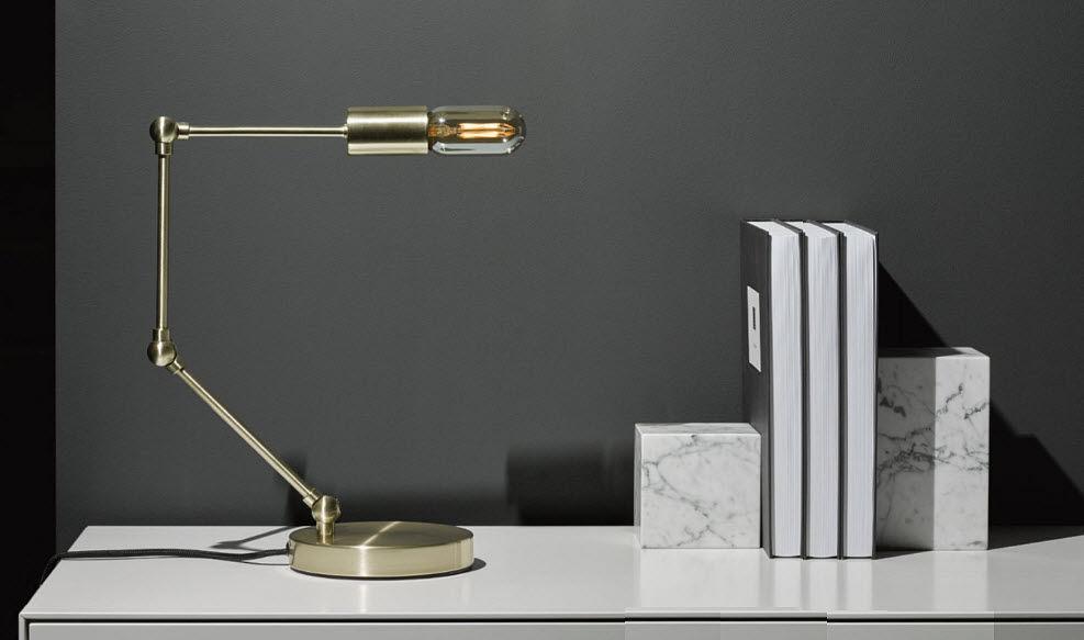 EDGAR Desk lamp Lamps Lighting : Indoor  |