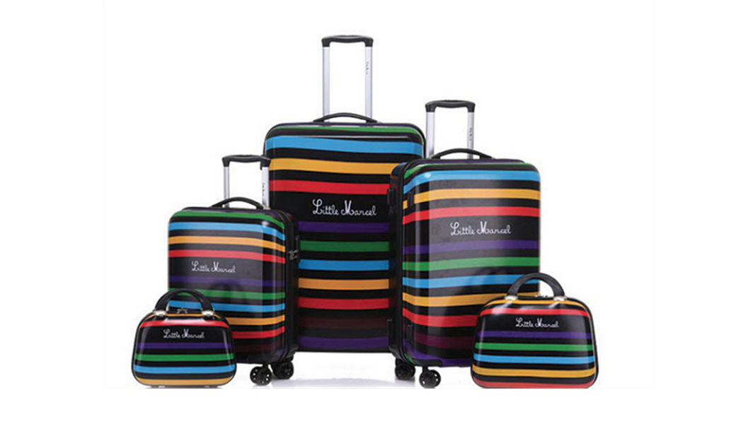 LITTLE MARCEL Suitcase with wheels Luggage Beyond decoration  |