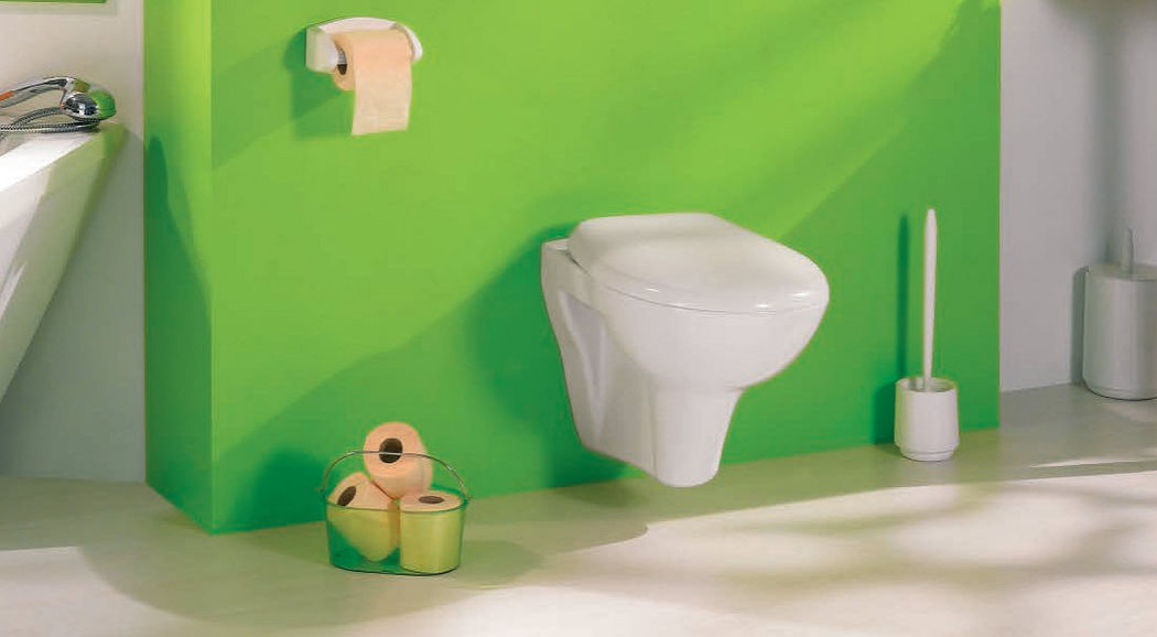 Wirquin Wall mounted toilet WCs & wash basins Bathroom Accessories and Fixtures  |