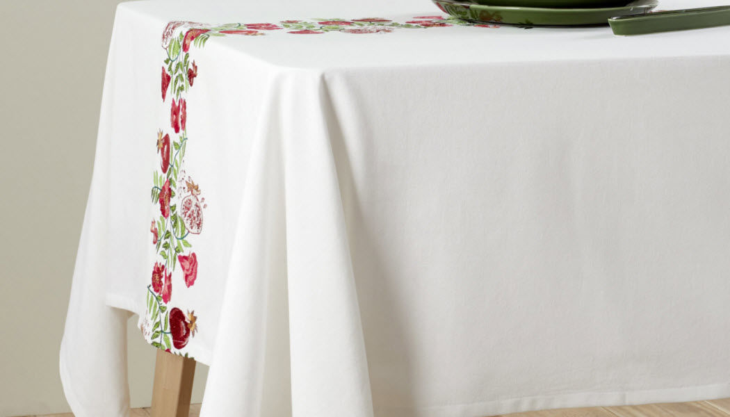Bouchara Rectangular tablecloth Tablecloths Table Linen  |
