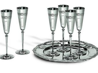 Greggio - quirinale collection by cesa1882 art 28040002 - Champagne Flute