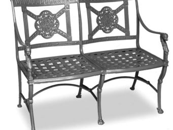Oxley's -  - Garden Bench