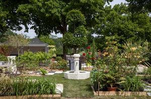Alkern - mini village - Outdoor Fountain