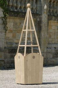 OXFORD PLANTERS - the pembroke obelisk - Flower Container