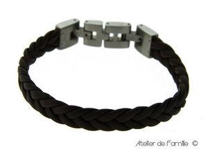 Atelier de Famille -  - Men Bracelet