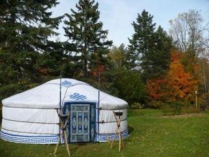 Yc Yourte Contemporaine Yurt