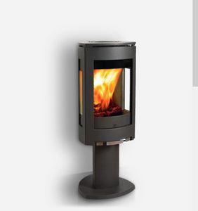 Ceramique Regnier Wood burning stove