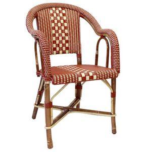 Deck armchair