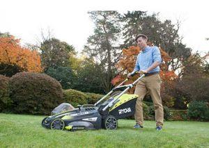 Mower Magic Electric lawnmower