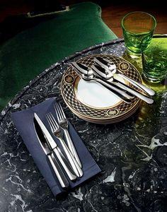 Ercuis Raynaud Cutlery bag