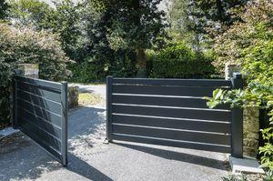 Cadiou Entrance gate