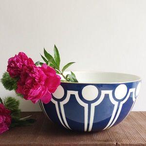 Jill Rosenwald Salad bowl