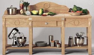 Maison Strosser Butcher table